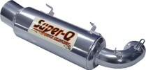Skinz Polished Ceramic Super-Q Silencer 13-16 Polaris 800 Switchback Assault 144