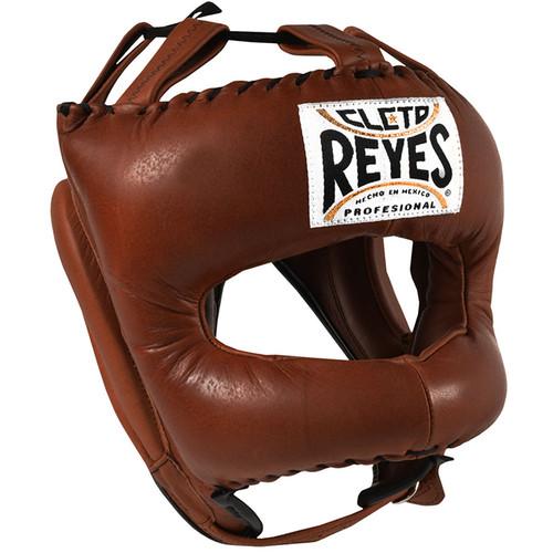 Cleto Reyes Traditional Headgear with Nylon Face Bar