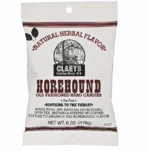 Horehound Drops Claey'