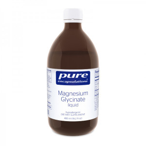 Magnesium Glycinate Liquid (16.2 oz.)