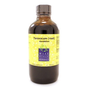 Taraxacum Officinale Root (Dandelion Root) Extract (4 oz.)
