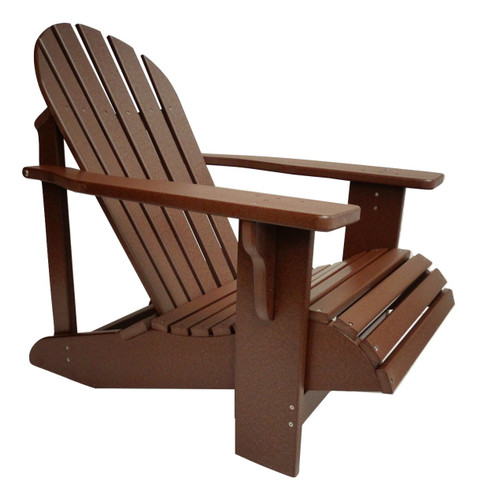 Classic Style Poly Adirondack Chair