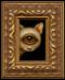 Peek 109 framed