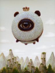 Balloon Eye Panda