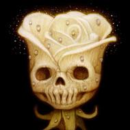 Skull Flower 03