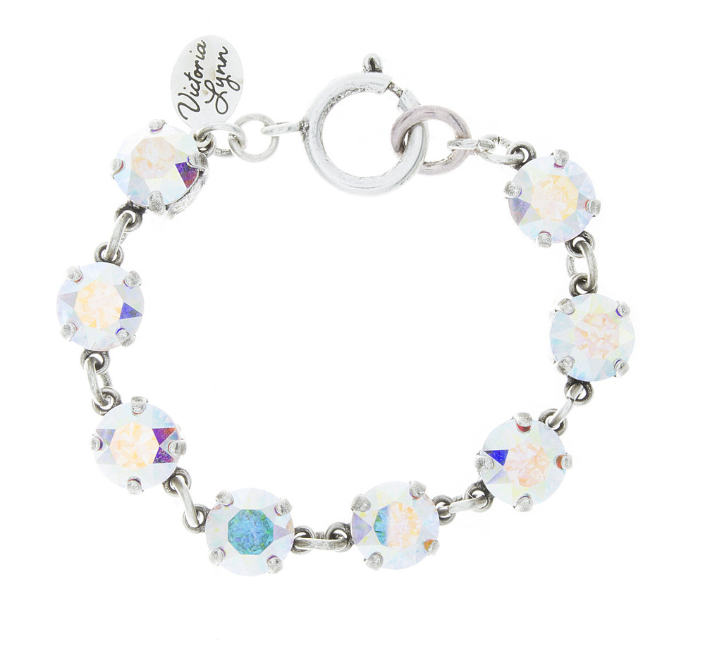 Children's 8mm Round Bracelet Silver