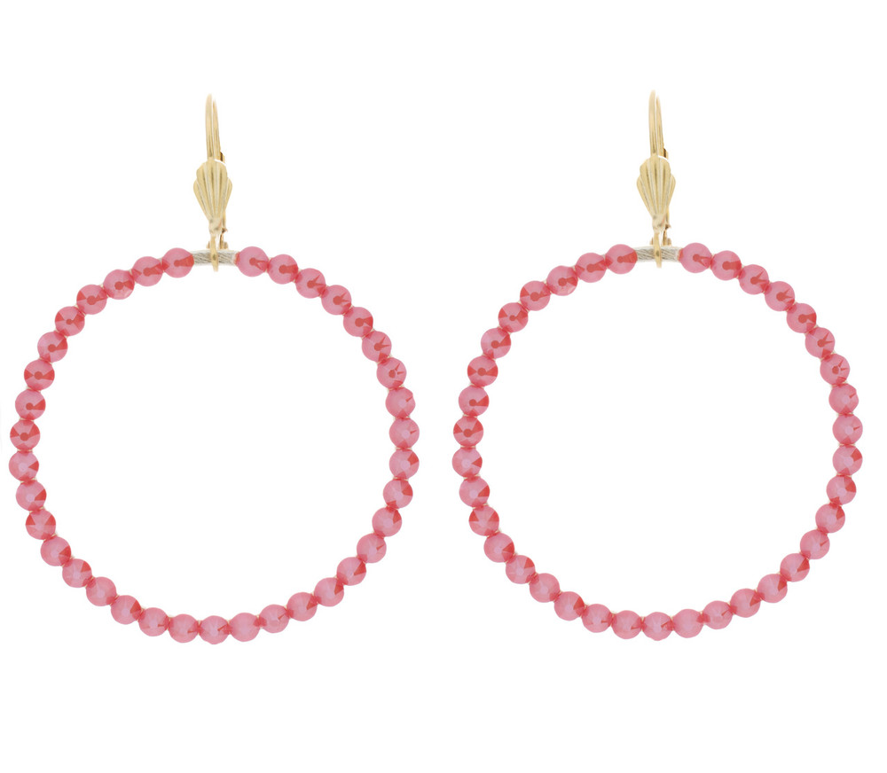 Full Crystal Set Earrings