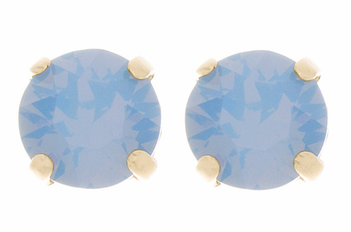 Earring - 8mm Round Stud