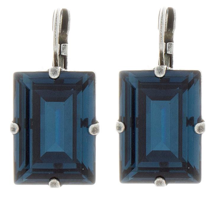 Earring - 14mm Square Dangles