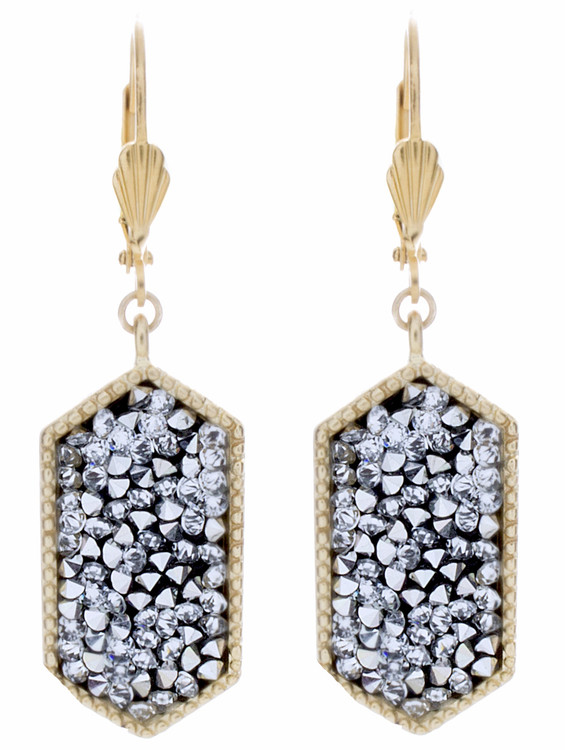 Crystal Treasure Earrings