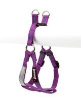 Smoochy Poochy Step-In Harness - Purple