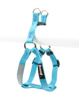 Smoochy Poochy Step-In Harness - Turquoise