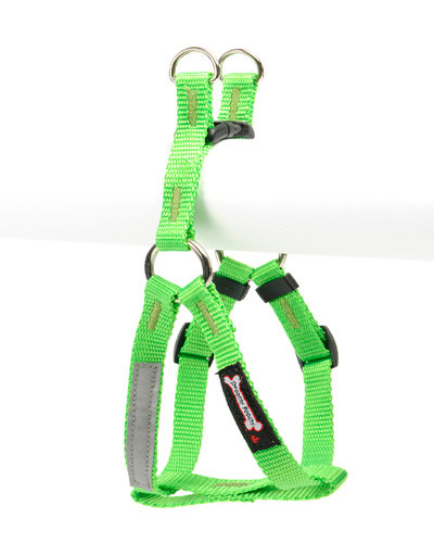 Smoochy Poochy Step-In Harness - Apple