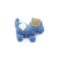 West Paw Puppy Pooch Toy - Blue