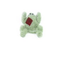 West Paw Puppy Tiny Frog  - Green