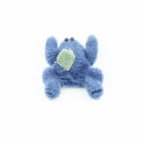 West Paw Puppy Tiny Frog - Blue
