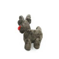 West Paw Ruff-N-Tuff Reindeer - Brown