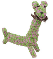 My Sassy Dog Rope Toy - Sophie the Giraffe