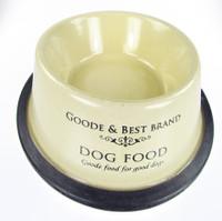 Goode & Best Brand Dog Food Bowls