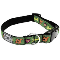 "Rc Pet Products Clip Collar - ""Me Love Treats"""