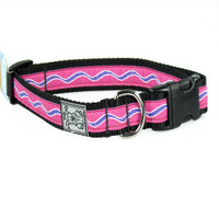"Rc Pet Products Clip Collar -  ""Purple Swish"""