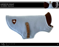 Millie Signature Geneve Coat  - Blue Brown