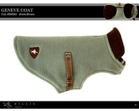 Millie Signature Geneve Coat  - Green Brown