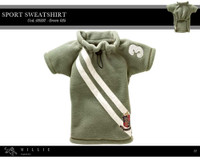 Millie Signature Sport Sweatshirt  - Green