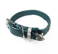"Sit Up ""n"" Beg - Monaco Collar  Green"