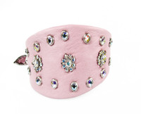 "Sit Up ""n"" Beg - Hampton Collar - Pink"