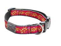 Silverfoot Collar - Fireflower Pink