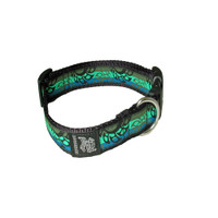 Silverfoot Collar - Turbine Green