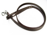 FouFou Sparkle Leash - Brown