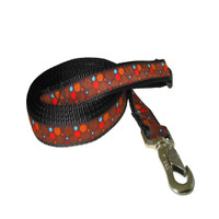 Silverfoot Leash - Pebbles Brown