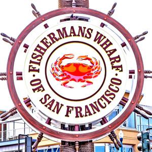Fisherman's Wharf White // CA027