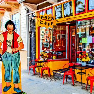 Pat's Cafe // CA054