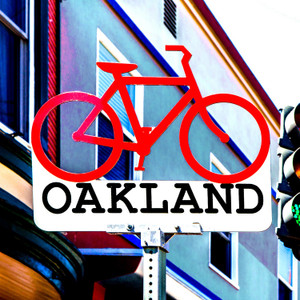 Oakland Bike // CA088
