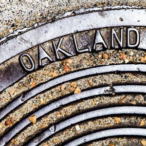 Oakland Manhole // CA089
