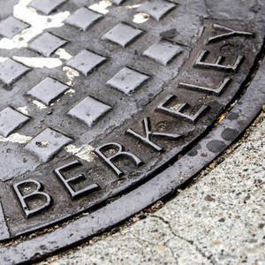 Berkeley Manhole // CA095