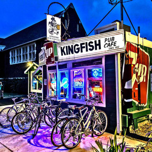 Kingfish // CA103