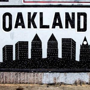 Oakland Black & White // CA106