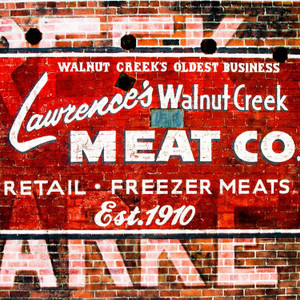 Walnut Creek Meat // CA121
