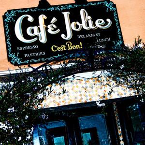 Cafe Jolie // CA129