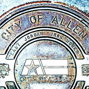 Allen Manhole // DTX301