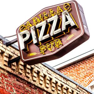 Caddilac Pizza // DTX307