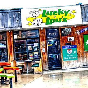 Lucky Lou's // FTX313