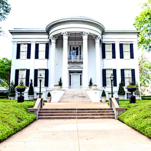 Governor's Mansion // MS049
