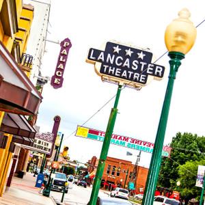 Lancaster Theatre // FTX342
