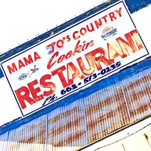 Mama Jo's // MS044