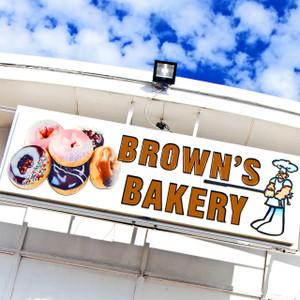 Brown's Bakery // OK009